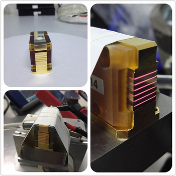 808nm laser diode stack
