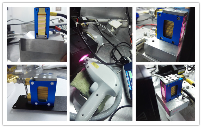 Alma lasers soprano XL diode laser stack replacement service
