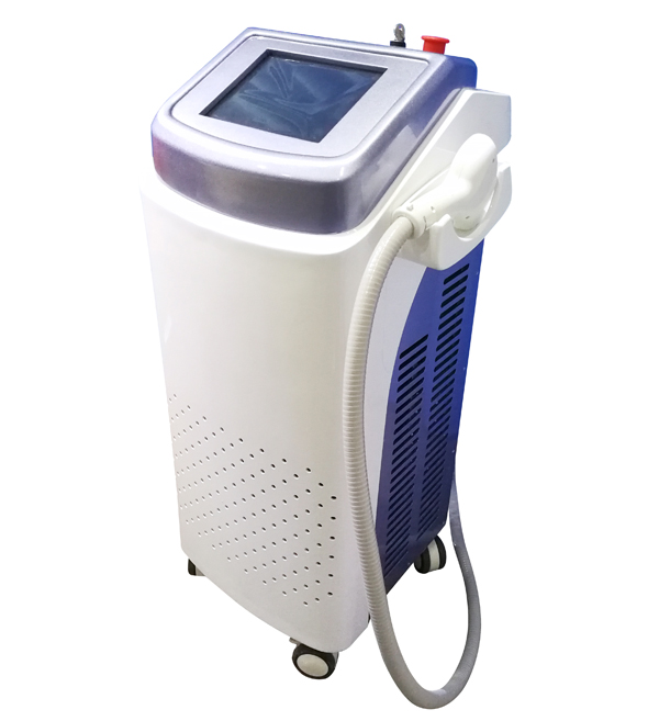 808nm Diode Laser Hair Removal Machine Assembly Series Videos With Expository Teaching