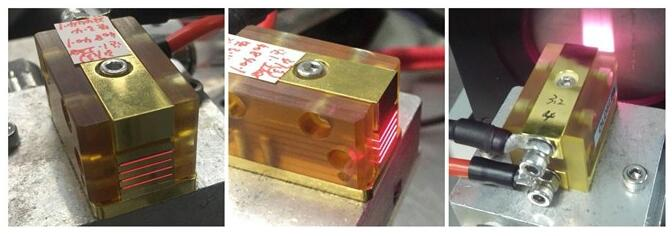 Focus Light 400W diode laser module