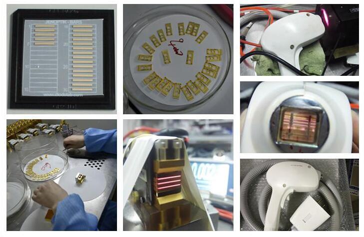 Honkon 300W diode laser bar