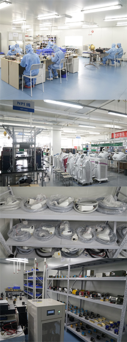 Factory 10K Class Clean Room